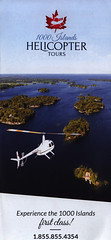1000 Islands Helicopter Tours; 2018_1, 1000 Islands & St.Lawrence, Canada (World Travel Library - The Collection) Tags: 1000islands stlawrence 2018 islands nature coast aerialview landscape blue water helicopter helikopter travelbrochurefrontcover frontcover ontario canada brochures world library center worldtravellib holidays tourism trip papers prospekt catalogue katalog photos photo photography picture image collectible collectors collection sammlung recueil collezione assortimento colección ads online gallery galeria touristik touristische broschyr esite catálogo folheto folleto брошюра broşür documents dokument