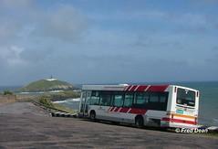 Bus Eireann VWM5 (00C30276). (Fred Dean Jnr) Tags: buseireannroute240 vwm5 00c30276 ballycotton cork august2004 buseireann volvo b6ble wright wrightbus crusader
