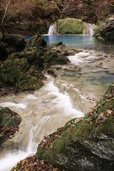 urederra ibaia (Raul Piki Bolukua) Tags: autumn waterfall water landscape basquecountry euskalherria paysbasque paísvasco nafarroa river outdoor colorfest udazkena turquoisewater nature urederra urbasa