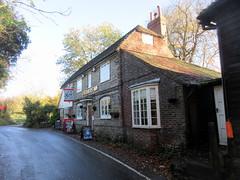 The Chequers Inn (paidetres) Tags: heaverham kent walk thechequersinn pub