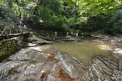 _Sochi_Uschele_Agura_2009_07_25 (Бесплатный фотобанк) Tags: gorge krasnodarkrai river russia sochi агура краснодарскийкрай сочи россия ущелье река природа nature гора большойахун