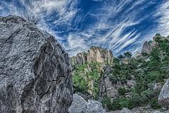 RACO D´EN MARC (juan carlos luna monfort) Tags: masdebarberans montsia montaña paisaje hdr cieloazul nubes rocas piedras arboles nikond7200 irix15 calma paz tranquilidad
