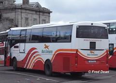Bus Eireann LC218 (08D3033). (Fred Dean Jnr) Tags: dublin april2010 buseireann broadstonedepotdublin broadstone buseireannbroadstonedepot daf sb4000 vdl berkhof axial lc218 08d3033