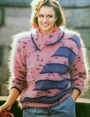 41911566914_58f99325aa_edit (ducksworth2) Tags: sweater jumper knit knitwear mohair fluffy fuzzy vintage retro
