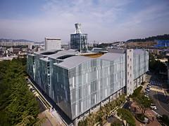 CAU Central Library: Overlap
