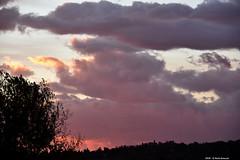 Alba d'ottobre (Paolo Bonassin) Tags: alba sunrise clouds nubi wolke sky
