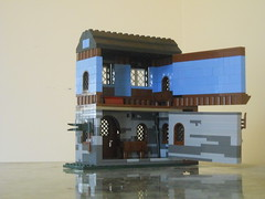 The Cottage (ToaTimeLord) Tags: lego medieval knight afol system