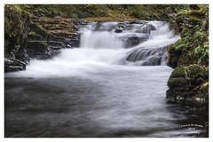 East Lyn (Trevor Watts Photography) Tags: devon exmoor lynmouth watersmeet nikon d750 fx © trevorwatts 2018 november autumn walk dayout river water le slomo milky gb uk england southwestengland thesouthwest