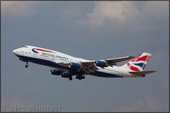 G-CIVS Boeing 747-436 British Airways (elevationair ✈) Tags: london heathrow londonheathrow lhr egll airliners airlines avgeek aviation airplane plane sun sunny sunshine summer heatwave ba speedbird britishairways boeing 747 744 boeing747436 jumbo jumbojet 4holer gcivs