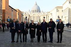 Dialog międzyreligijny i międzywyznaniowy: Wizzyta studyjna w Rzymie 4-6.12.2018
