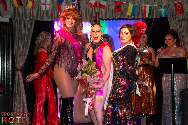 Miss Sportsman Hotel 2018