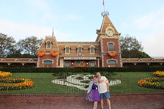 "Tracey and Scott in Disneyland • <a style=""font-size:0.8em;"" href=""http://www.flickr.com/photos/28558260@N04/45787167852/"" target=""_blank"">View on Flickr</a>"