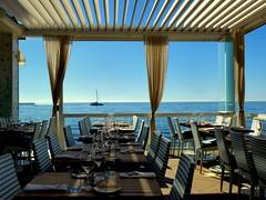 Con la mesa puesta (camus agp) Tags: restaurante marbella españa