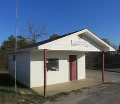 Post Office 72531 (Elizabeth, Arkansas) (courthouselover) Tags: arkansas ar postoffices fultoncounty elizabeth arkansasozarks ozarkmountains northamerica unitedstates us