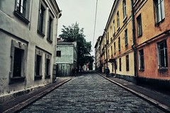 Vyborg, Russia (Live blog by Denis Snetkov) Tags: выборг швеция россия старыйгород город средниевека улочки кнутсен vyborg sweden russia oldtown city middleages streets knutsen