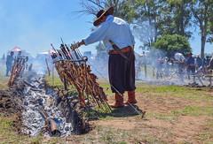 Festa Internacional do Churrasco, Bagé, Rio Grande do Sul. (crismdl) Tags: churrasco barbecue bagé riograndedosul rs parquedogaúcho gaucho gaúcho fogodechão