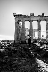 Jump, Parthenon, Acropolis, Athens, Greece (Davide Tarozzi) Tags: jump parthenon acropolis athens greece acropoli atene grecia ελληνικήδημοκρατία ελλάδα αθήνα παρθενώνασ