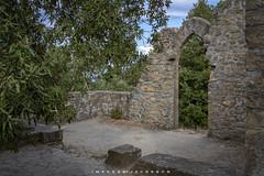 Monterosso al Mare Cinque Terre Italy 2018 (John Hoadley) Tags: monterossoalmare cinqueterre italy september 2018 canon 7dmarkii 24105 iso400 f9 ruins santoniodelmesco