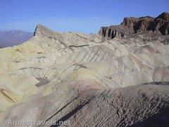 Zabriski Point (annestravels2) Tags: deathvalleynationalpark deathvalley california desert zabriskipoint badlands stripes