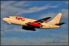 N320DL Northern Air Cargo - NAC (now C-GGUL) (Bob Garrard) Tags: n320dl northern air cargo nac cggul kaycee aerospace boeing 737 anc panc