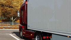 Renault Magnum (black_moloko) Tags: ets2 truck eurotrucksimulator2 renault magnum latvia screen