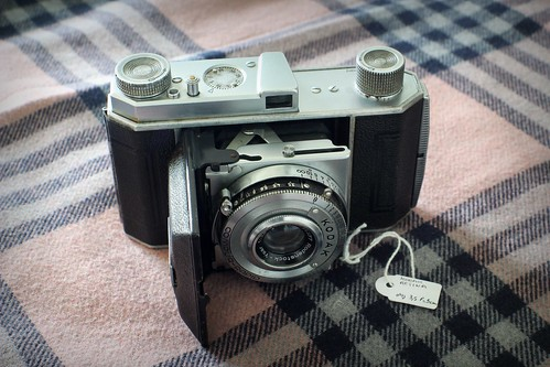 Camera of the Day - Kodak Retina (Type 010) with unusual Rodenstock Ysar lens