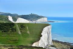 Seven Sisters (Pixelkids) Tags: sevensisters sussex klippen coast england walk hike view wonderful landscape sea wonderfulearth natur nature landschaft meer himmel ozean steilküste birlinggap southdownsway