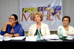 27/11/18 - Reunião da Coordenação Executiva do PSDB-Mulher e suas Coordenadorias Regionais