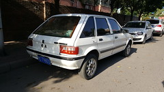 FAW CA6400 (Austin Maestro) (chinacarspotting) Tags: china chinesecar austin maestro faw