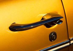 gold n locks.... (Stu Bo) Tags: greatpaint golden chrome door sbimageworks showcar shadows icon idreamofcarsmotorsandhorsepower beautiful bestofshow light ride canon certifiedcarcrazy coolcar classiccar canonwarrior vintageautomobile