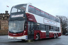 Lothian 1069 • SG68 LCL (MSDC43) Tags: sj19owc edinburgh adl 1069 e400xlb enviro400xlb alexanderdennis volvob8l lothianbuses