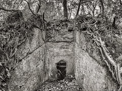 The etruscan tomb (Marco Scataglini) Tags: etruschi biancoenero blackandwhite archeologia