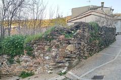 muralla calle Corredera Guadalupe Caceres 01 (Rafael Gomez - http://micamara.es) Tags: muralla calle corredera guadalupe caceres