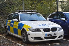 NX12 ABN (S11 AUN) Tags: cleveland police bmw 330d 3series touring anpr traffic car rpu roads policing unit 999 emergency vehicle nx12abn