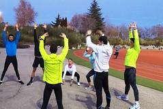 Pretemporada 2019. Resumen  entrenamientos  Team Clavería 07-13. 9