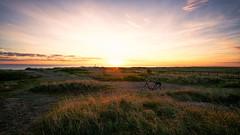 Am frühen Morgen.jpg (Knipser31405) Tags: schleswigholstein bicycle ostsee fahrrad germany sonnenaufgang sunrise angeln 2018 sommer balticsea new summer