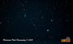 M108 & M97 (Procyon Systems) Tags: kpo messier 108 97 surfboard galaxy owl nebula astrophoto