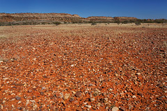 Stony Plains near Henbury Meteorite Craters (Rob Harris Photography) Tags: australia red redcentre remote outdoors outback country tourist tourism roadtrip travel nature northernterritory colours ranges desert barren stony vast
