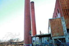 Echo Lake Incinerator 1.27.19.14 (jrbeckwith) Tags: echolakeincinerator 2019 photo picture jr beckwith jbeckr fortworth texas tx echo lake incinerator endangered danger old history historic abandoned left decay drug drugdealer graffiti girls shoot ruins