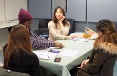 Korean conversation hour 2-6-19