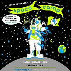 Excited to be opening up with a 2-hr set at the one year anniversary of LA's Space Camp @spacey_cadeto come join us early on, Dec 8th! (astrangelyisolatedplace) Tags: excited be opening up with 2hr set one year anniversary la's space camp spaceycadeto come join us early dec 8th
