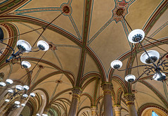 Vaulting (Dmitry Shakin) Tags: austria vienna vaulting cafe central