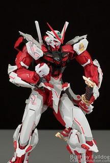 HiRM Astray Red Frame Gundam 34 by Judson Weinsheimer