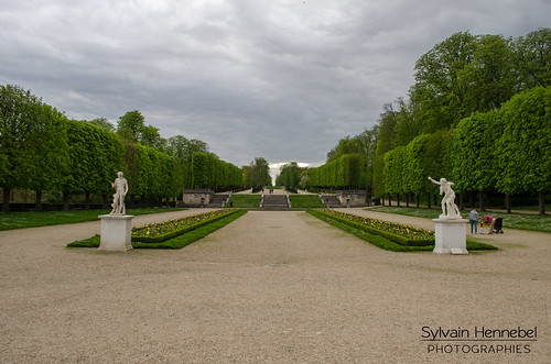 Le parc de Saint-Cloud