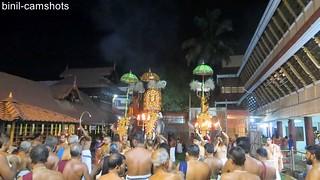 Paramekkavu Bhagavathy Temple Vela -  Veliyannur Desapattu on 30.12.2018