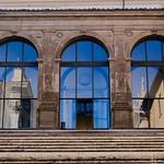 Reflections of Piazza del Campidoglio thumbnail