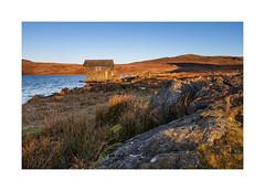 Devoke water-2 (Ade G) Tags: landscape boathouse lakes sunrise tarn