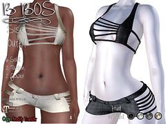 B BOS - Sisa Outfit - (Bamshyl Bos) Tags: bbos event sense y ty