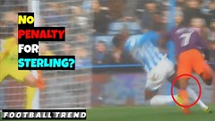 Raheem Sterling's denied an obvious penalty OR Did he DIVE vs Huddersfield | #HUDMCI (triettan.tran) Tags: raheem sterlings denied an obvious penalty or did he dive vs huddersfield | hudmci