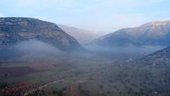 DSC06812 (omirou56) Tags: 169ratio mountains fog greece peloponnisos peloponisos peloponnese sky landscape clouds